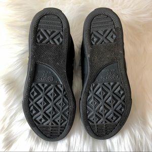 Converse Shoes - Converse Black Canvas Shoes